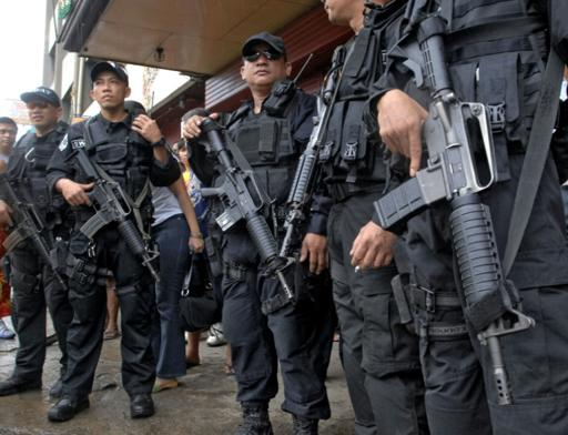 Two Chinese diplomats shot dead in Philippines: police