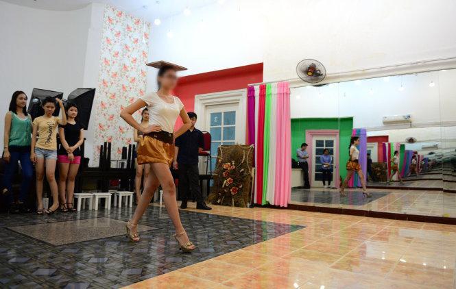 Inside Vietnam's teenage model 'factories' – P1: Living the dream