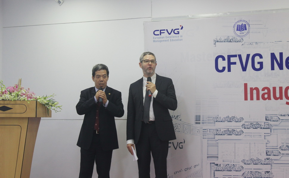 CFVG inaugurates new campus in Ho Chi Minh City