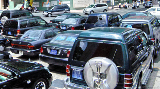40,000 state-owned cars a colossal budget waste in Vietnam