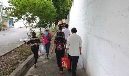 In Vietnam, people must fight to see loved ones in custody