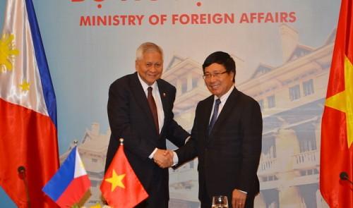 Vietnam, Philippines moving toward strategic partnership