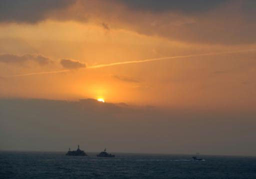 S. Korea fires warning shots at N. Korea patrol boat