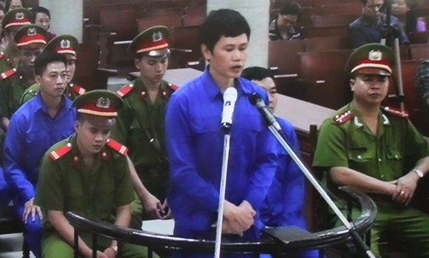 Six Vietnamese railway officials stand trial in Japanese aid-linked graft scandal