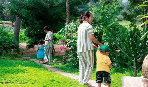 Vietnamese convicts' children – Part 4: Toddlers in prison