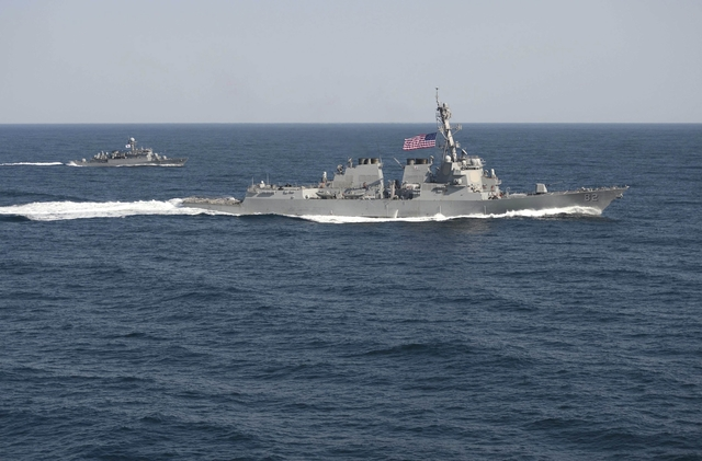 US likely to make another East Vietnam Sea patrol before year-end: Navy official