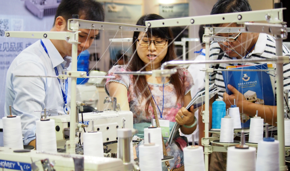 Vietnam to raise fabric production capacity to meet trade deal requirements