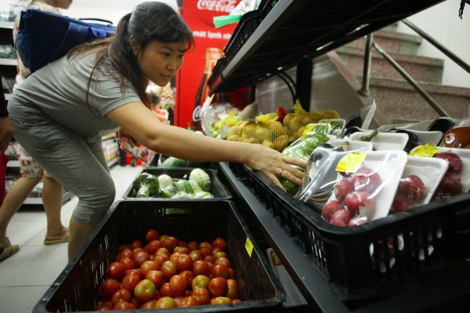 Vietnam considers replacing Chinese vegetables with Da Lat greens in northern markets
