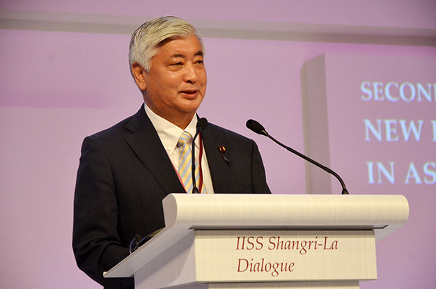 Japanese defense minister to visit Vietnam this week: source