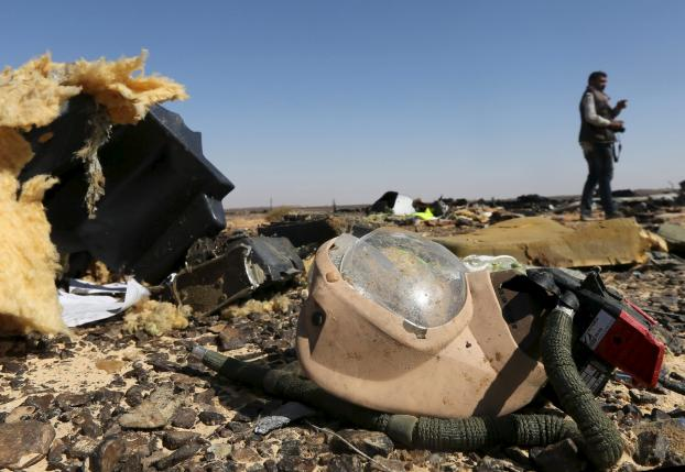 Flight recorders show crashed Russian jet not struck from outside: investigator