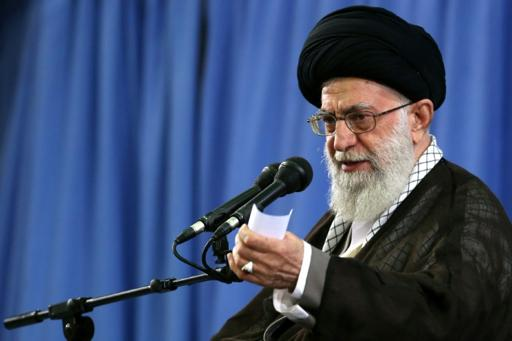 'Death to America' stands despite nuclear deal: Iran MPs