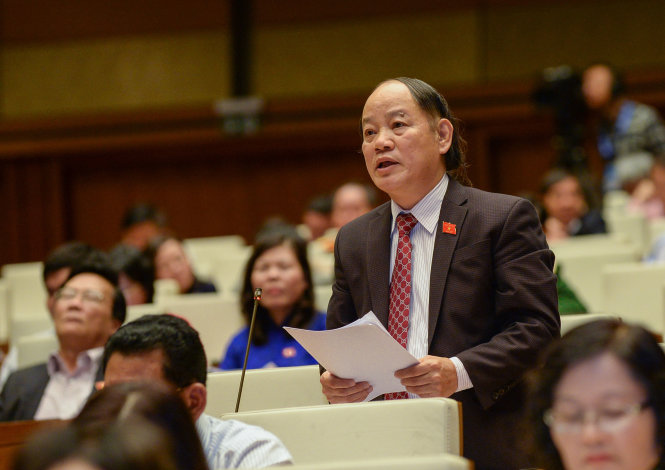 Vietnam lawmakers discuss issues for Trans-Pacific Partnership implementation