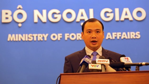Vietnam affirms sovereignty over central area that borders Cambodia