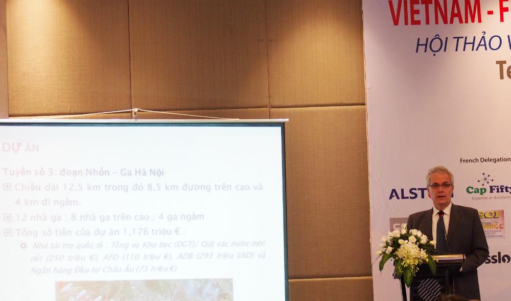 Vietnam's biggest hub eyes public transport system completion by 2030