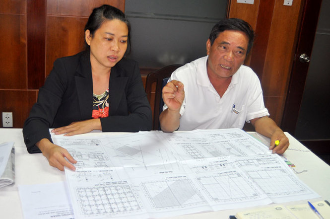 Ho Chi Minh City land registration staff demands $7.2K from building permit applicant