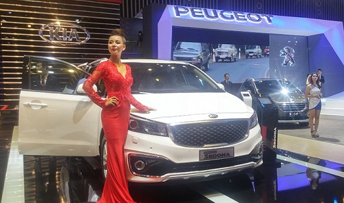 Car-buying sentiment of Vietnamese consumers on the rise