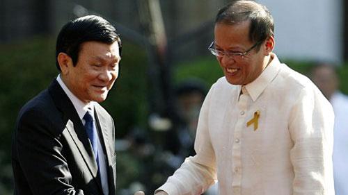 Vietnam, Philippines lift ties to strategic partnership