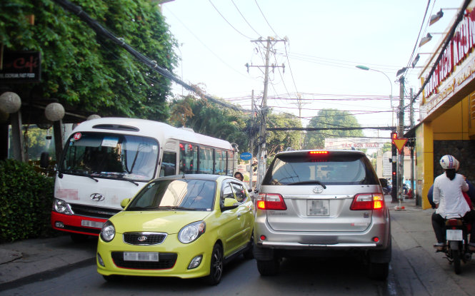 Vietnam to fine automobile owners over lack of fire safety equipment