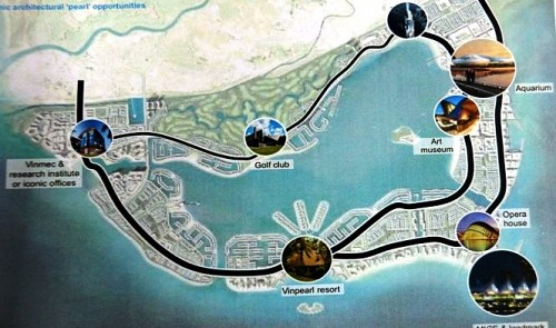 Vietnamese company seeks permission for Miami-style development near Can Gio Biosphere Reserve