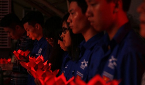 600 people attend requiem for traffic accident victims in Hanoi