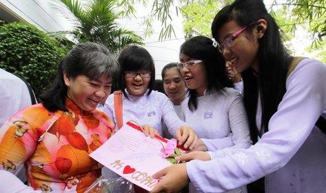 Happy Vietnamese Teachers' Day!
