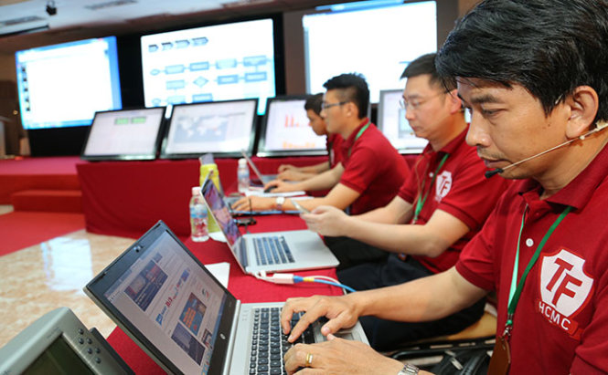 Vietnam passes law on Internet security amid rising cyberattacks