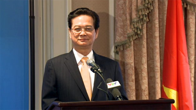 Vietnam premier arrives in Malaysia for ASEAN Summit