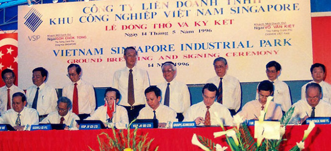 SE Asian countries pour $56bn foreign direct investment into Vietnam over 3 decades