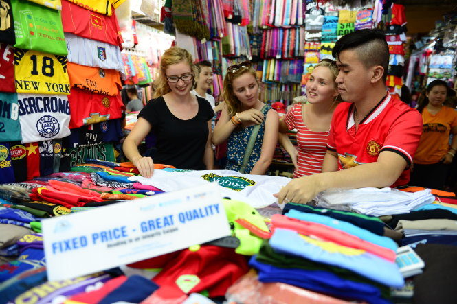 In'l tourists to Vietnam this year could surpass those of 2014: tourism chief