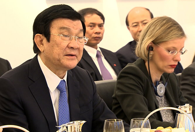 Vietnam will never engage in alliance to counter other countries: president