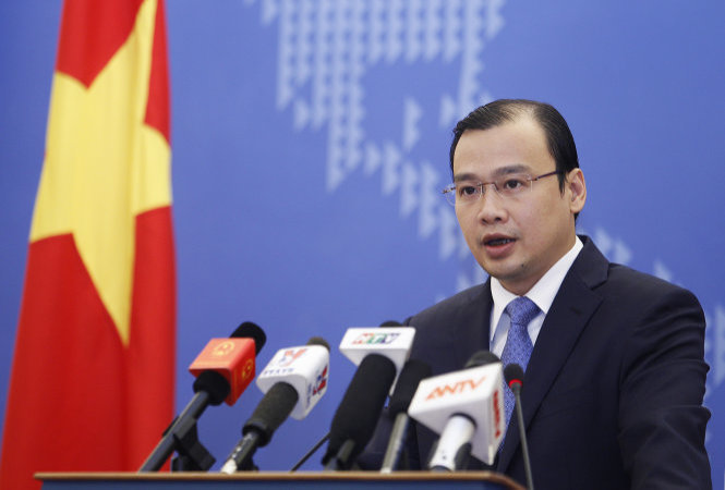 Vietnam strongly opposes use of force against its vessels