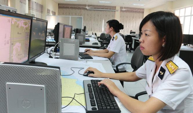 East Vietnam Sea survey team – Conclusion: Women behind nautical maps