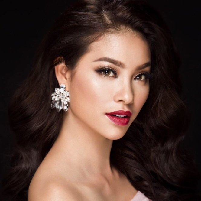 Vietnam beauty to present golden lotus at int'l pageant