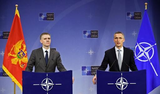 Russia warns NATO after Montenegro invite