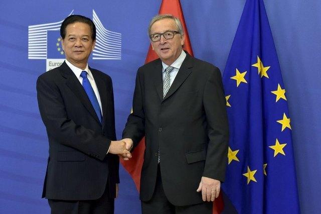 EU, Vietnam sign free trade deal