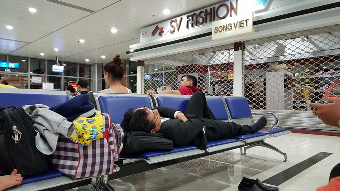 Report pinpoints myriad shortcomings of Vietnam's busiest airport