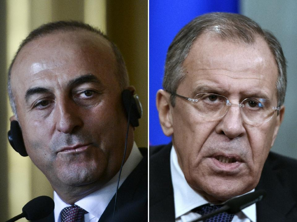 Turkey, Russia ministers set for first meet since plane downed