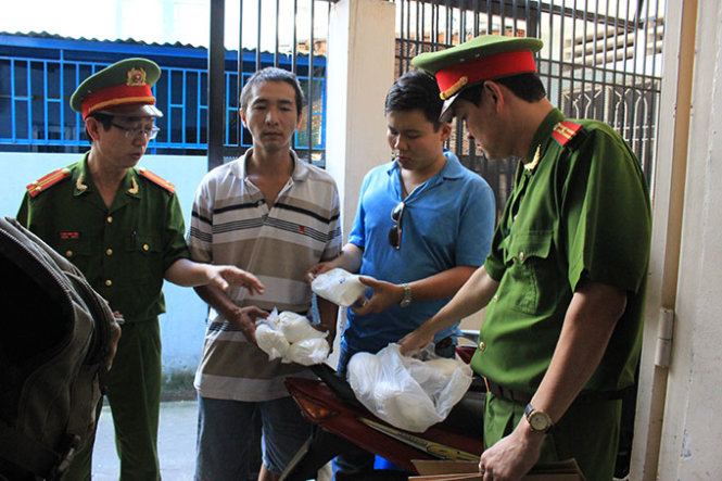 Vietnamese police bust ring trading banned lean-meat agent