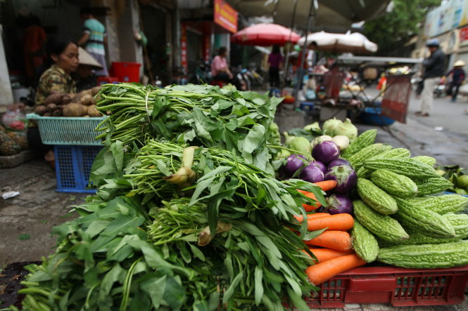 Food safety a state management flop in Ho Chi Minh City: lawmaker