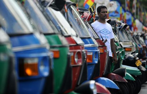 Uber takes to the roads in free-wheeling Sri Lanka