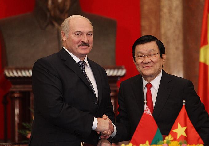 Vietnam, Belarus cement multifaceted cooperation