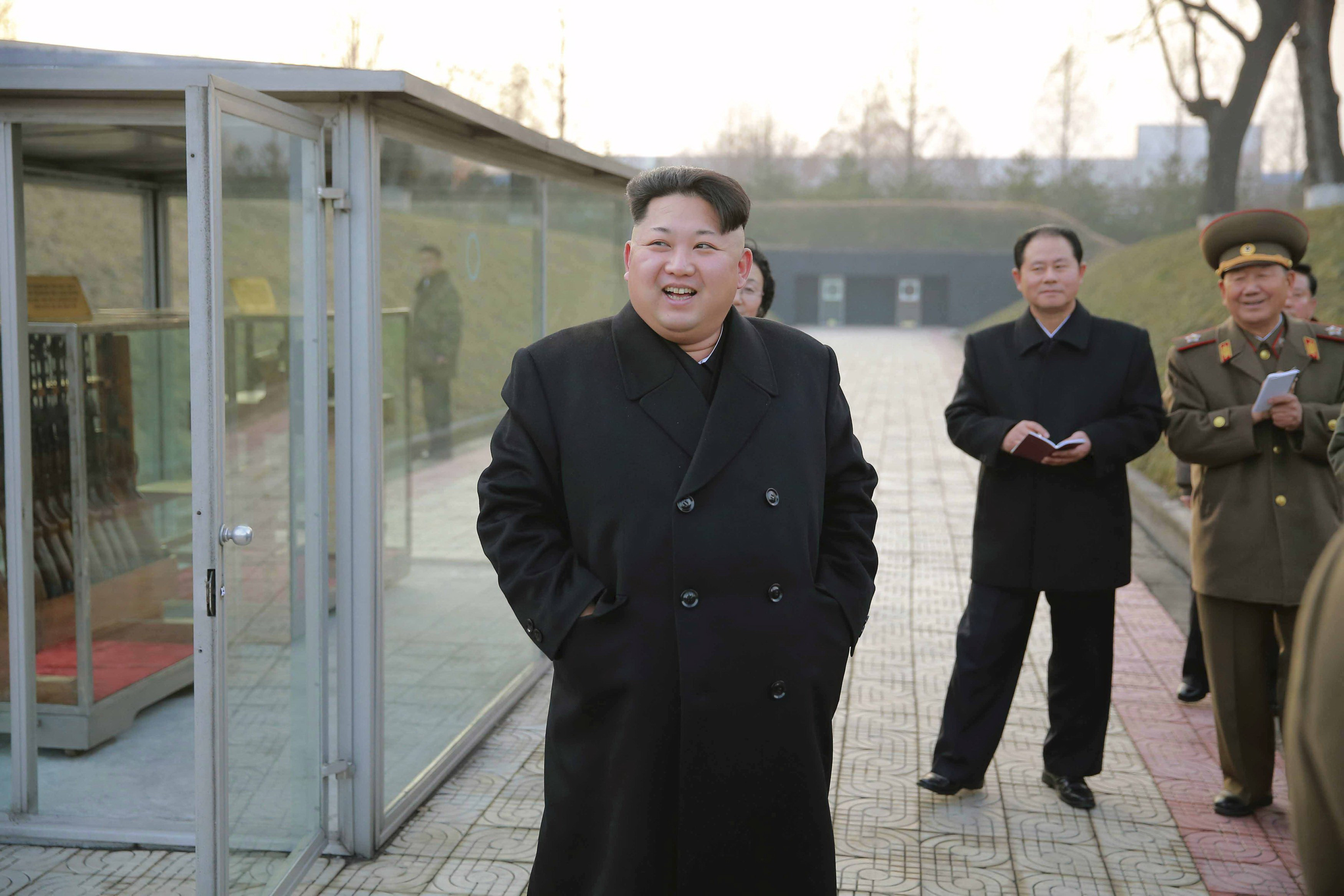 North Korean leader Kim's H-bomb claim draws scepticism