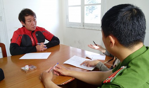 Foreigner in custody for credit card fraud in Vietnam's Central Highlands