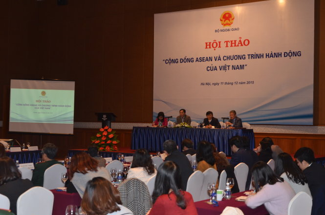 Is ASEAN Economic Community as good as promoted? Vietnam expert questions