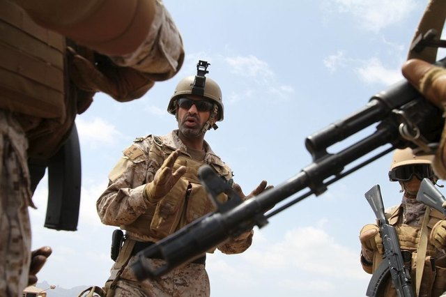 Saudi Arabia announces 34-state Islamic military alliance against terrorism