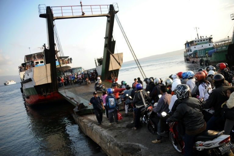 Four passengers from Indonesian ferry accident found alive: official