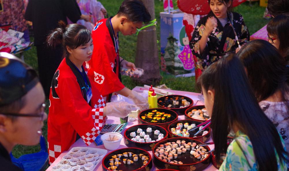 Most Japanese restaurants in Vietnam serve locals: report