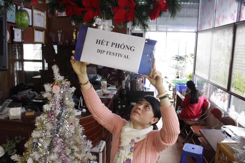 Hotels in Da Lat triple room rates to brace for flower fest
