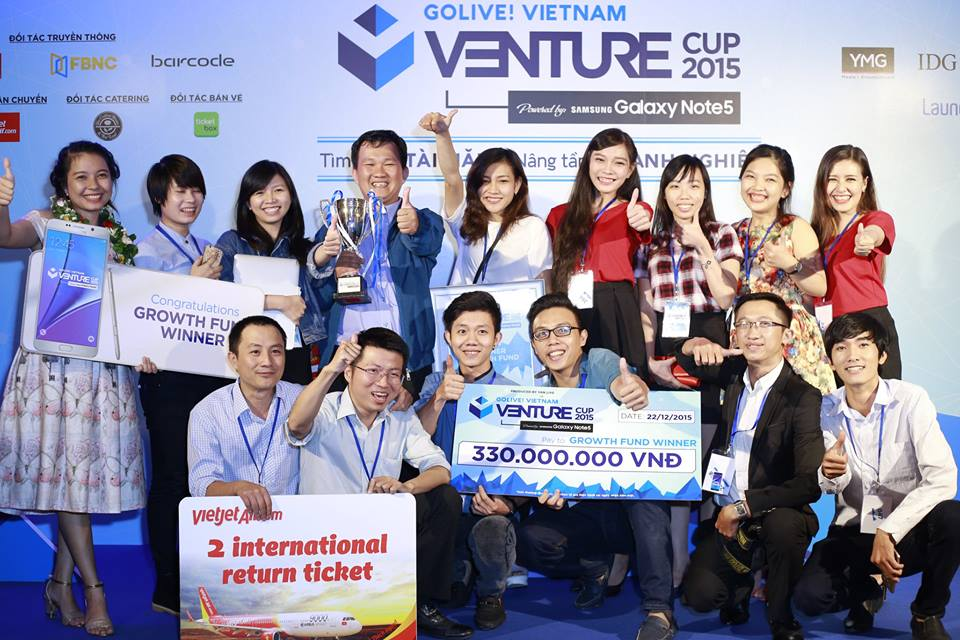 Samsung-backed startup contest names Vietnamese winners of $15,000 funding