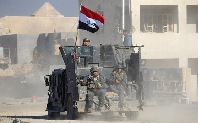 Iraq PM vows to defeat IS in 2016 after army's first major victory